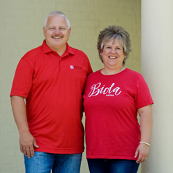 Norm and Lisa Olson