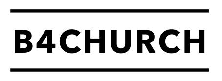 B4 Church Logo