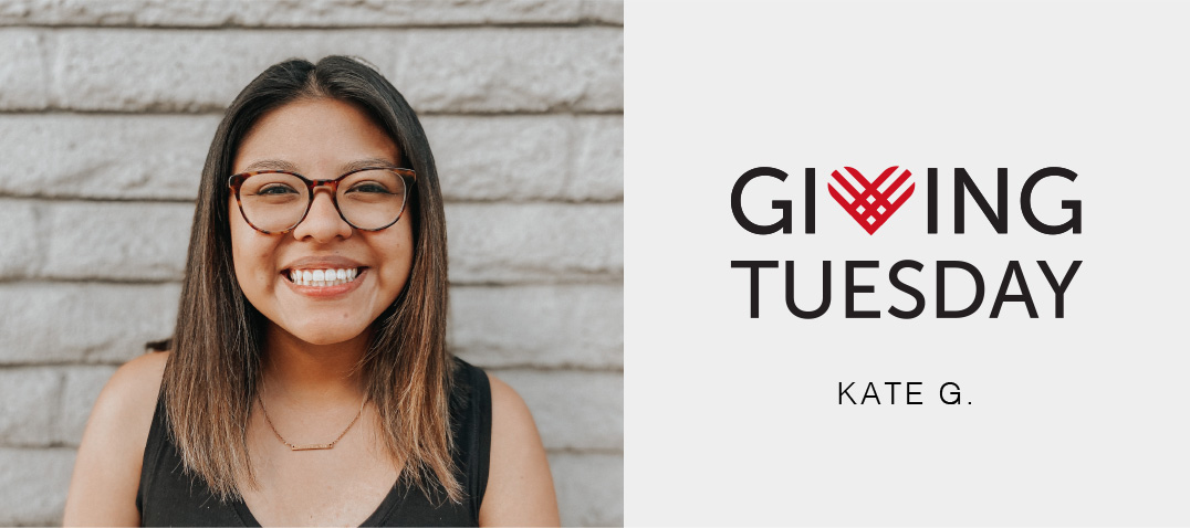 Kate G. Giving Tuesday