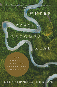 Where Prayer Becomes Real Book Cover