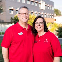 Ron and Karen Firstbrook