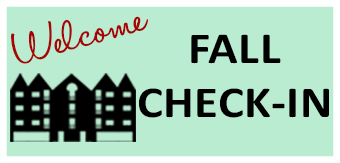 Fall Check-In