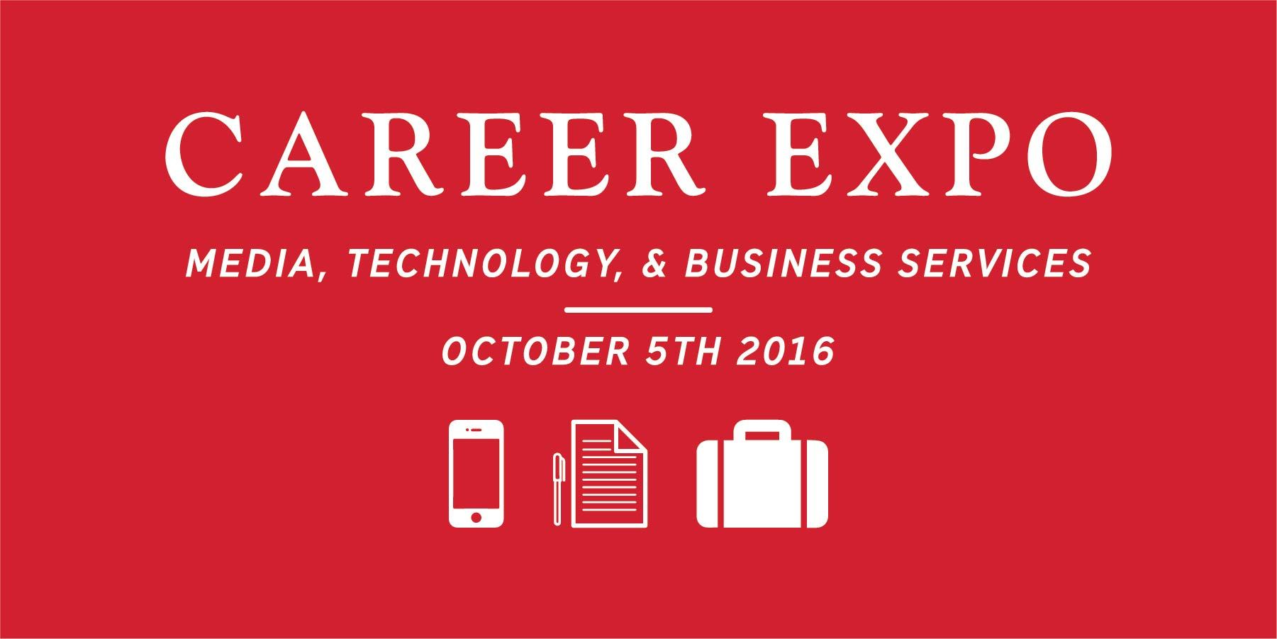 Career Expo Banner