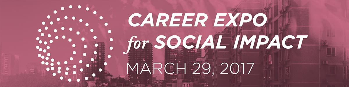 Career Expo for Social Impact