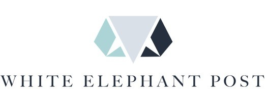 White Elephant Post Logo