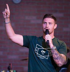 AJ Boncore teaching