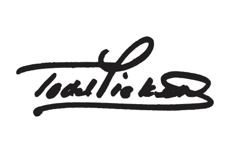 Todd Pickett's Signature