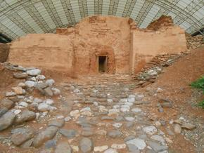 Canaanite arched gate