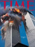 Time Magazine cover of 9/11 events