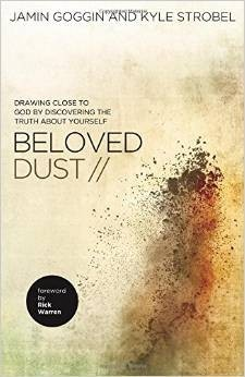 """Beloved Dust"" book cover"