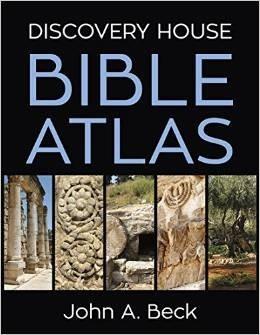 """Bible Atlas"" by John Beck"