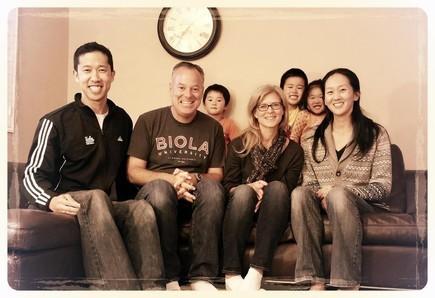 Kwok and DeNeui family