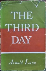 """Book Cover of Lunn's """"The Third Day"""""""