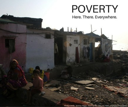 Impoverished village
