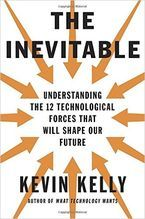 """Cover of """"The Inevitable"""" by Kevin Kelly"""