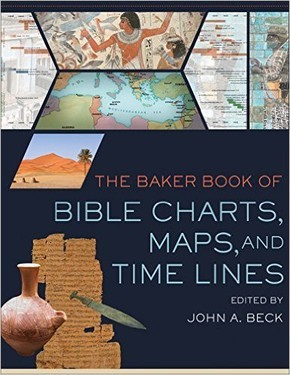 "Cover of ""The Baker Book of Bible Charts, Maps, and Timelines"""