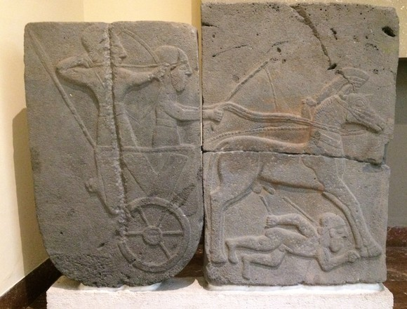 Relief of Neo-Hittite Chariot