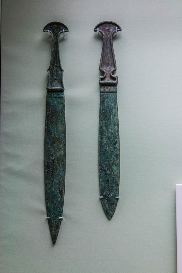 Two swords from late second millennium Babylon