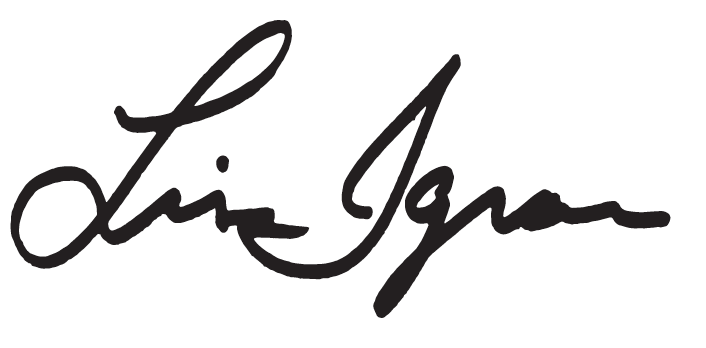Lisa Igram's Signature