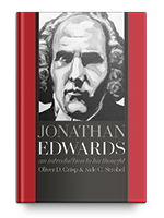Cover of Jonathan Edwards: An Introduction to His Thought