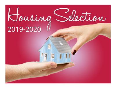 Housing Selection 2019-2020