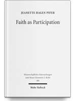 Cover of Faith as Participation