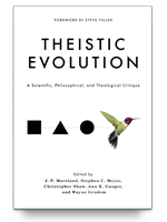 Cover of Theistic Evolution: A Scientific, Philosophical, and Theological Critique by J. P. Moreland