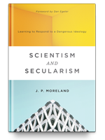 Cover of Scientism and Secularism by J. P. Moreland