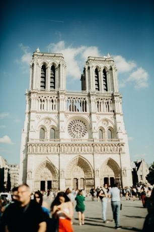 Notre-Dame, France