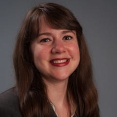 Portrait of Kathryn Butler