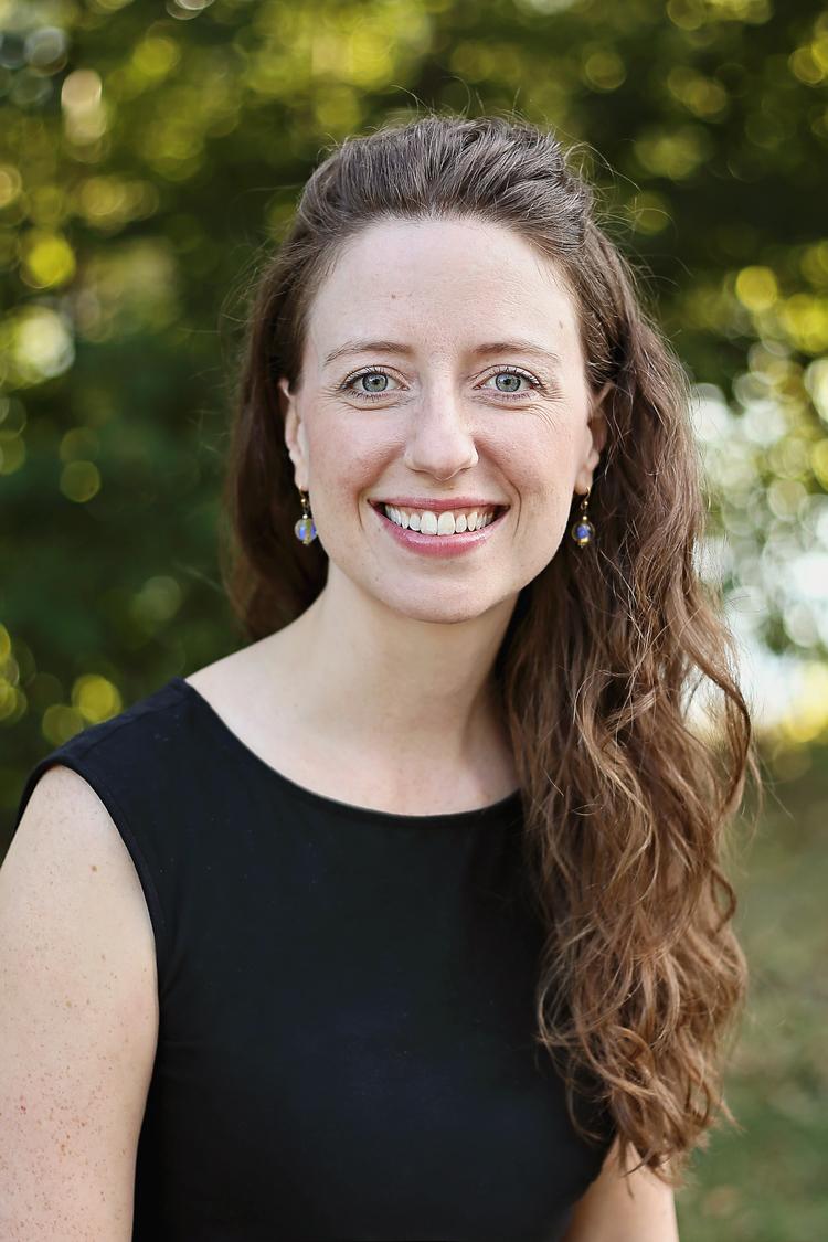 Portrait of Stephanie Gray