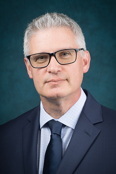 Portrait of Victor Claar