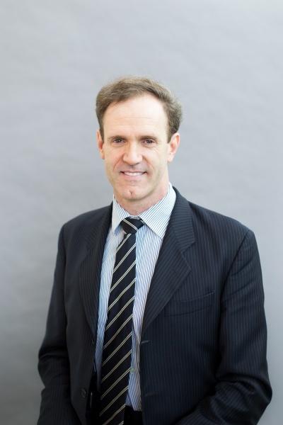 Portrait of Samuel Gregg