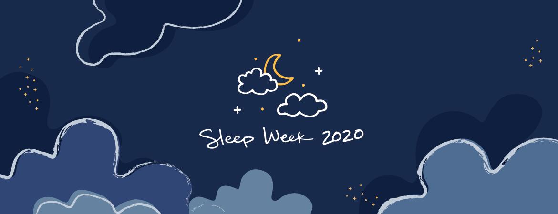 Sleep Week 2020 Banner