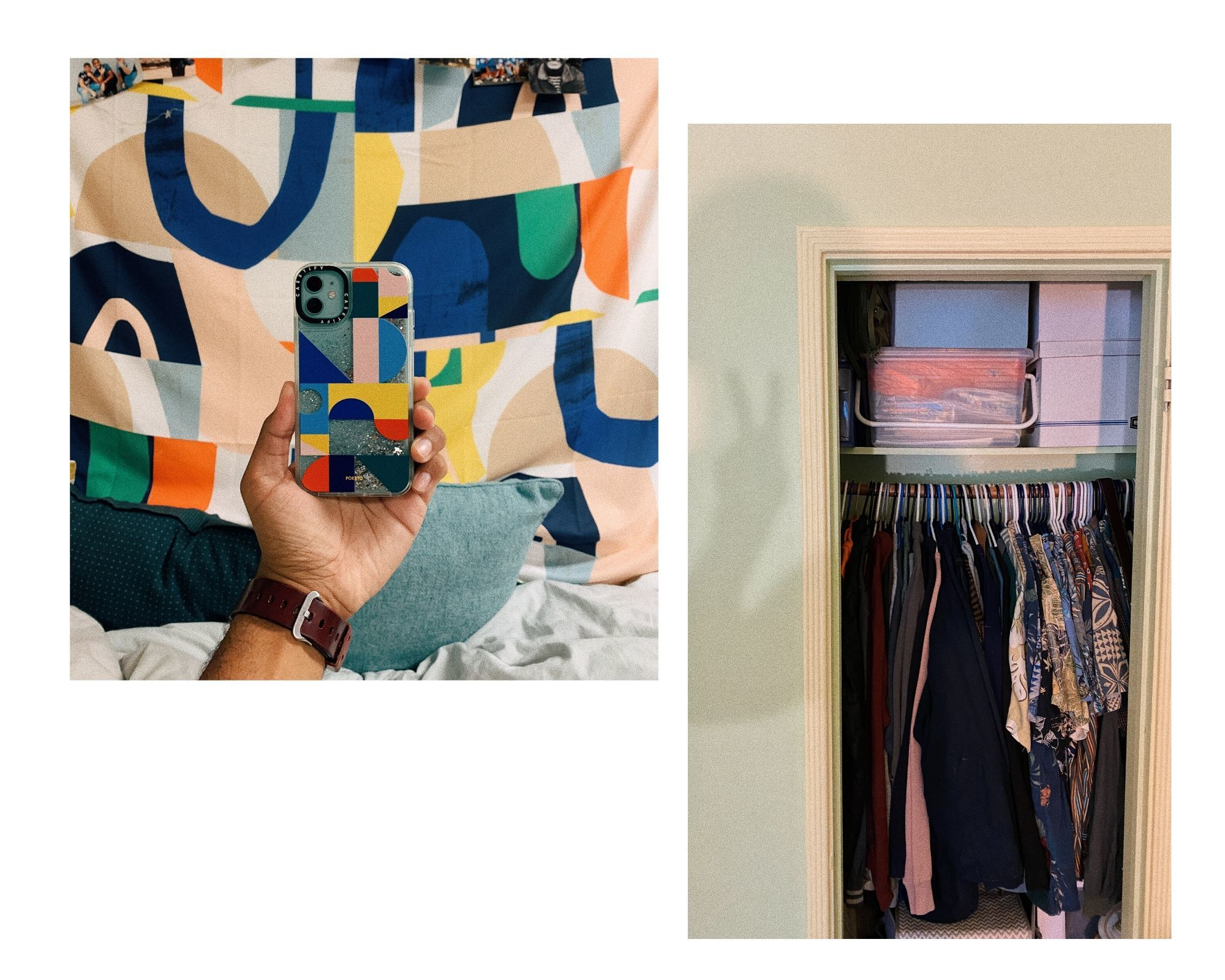 patterns and closets