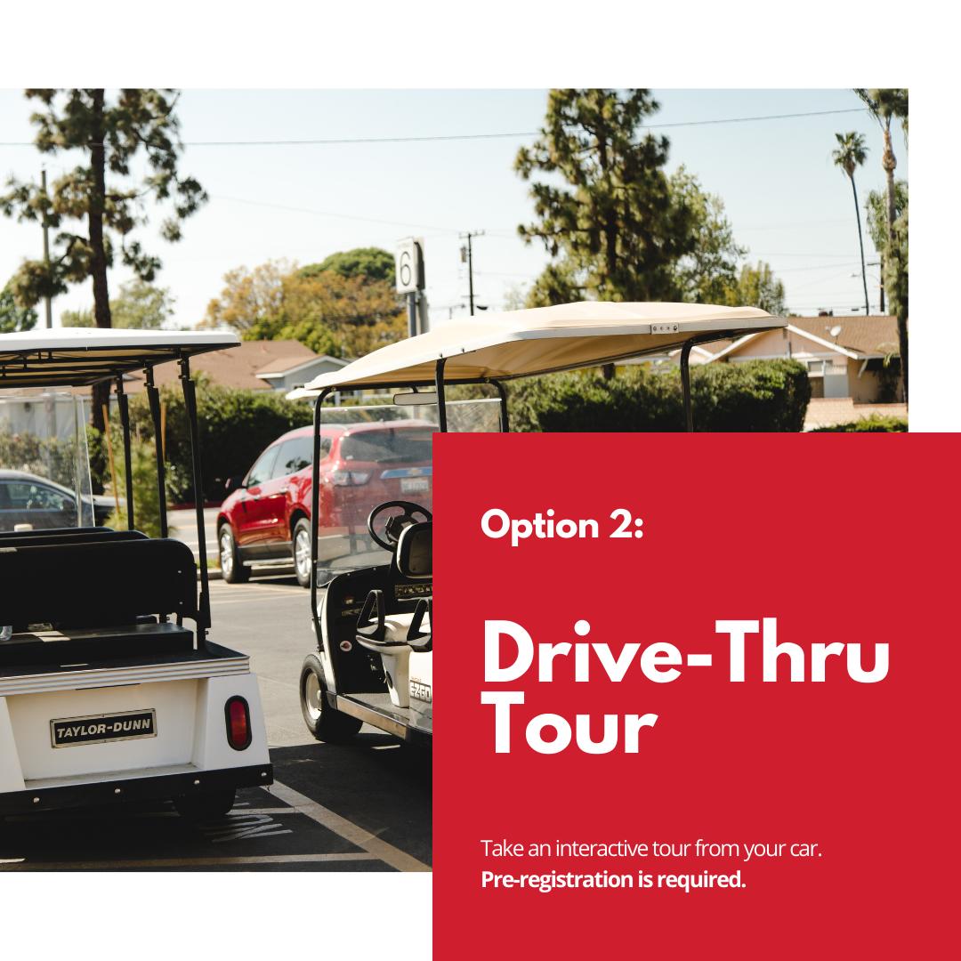 Drive thru tours