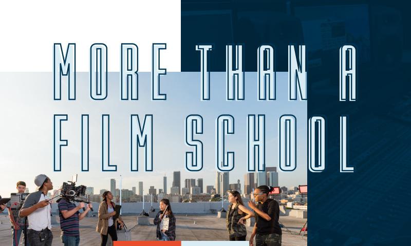 More than a film school