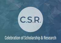 Celebration of Scholarship & Research