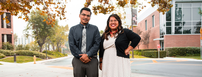 SEID Staff Photo of Lester Lario and Meleca Consultado