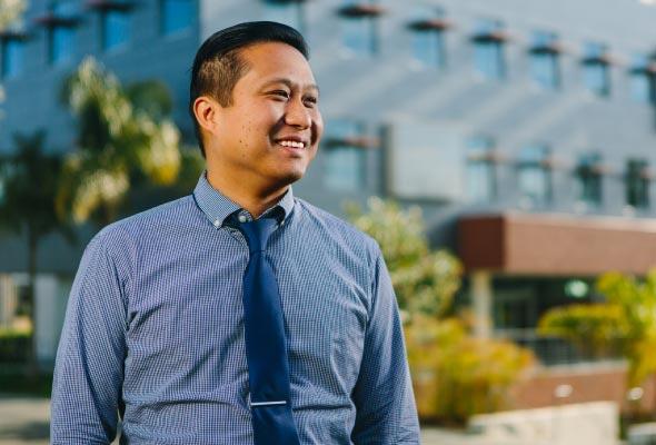 Professor David Wang