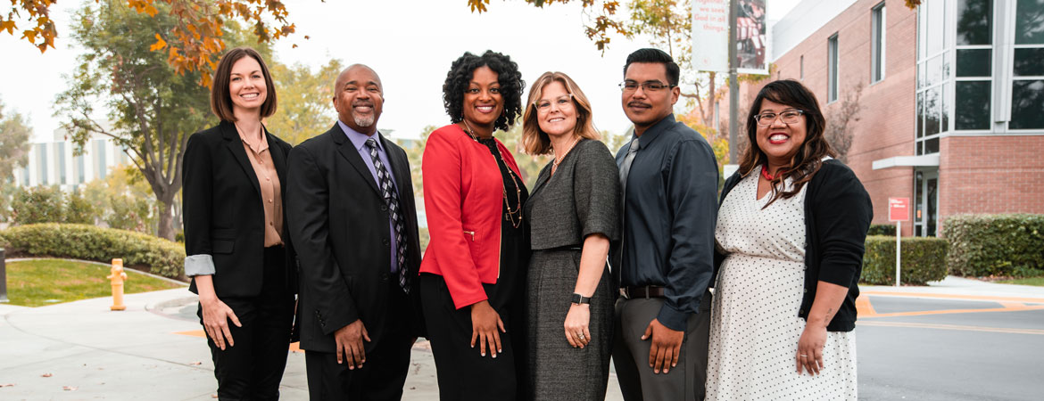 Division of Diversity and Inclusion staff