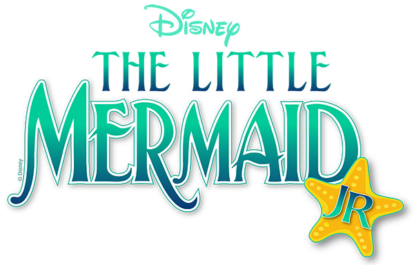The Little Mermaid Jr Logo