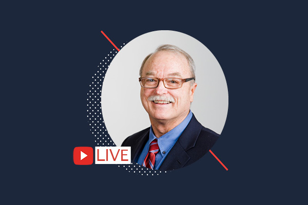 J.P. Moreland and Youtube Live Icon