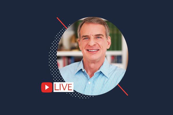 William Lane Craig and Youtube Live Icon
