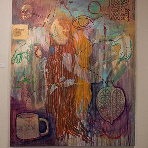 Austin Ranson (3) B.F.A./Painting