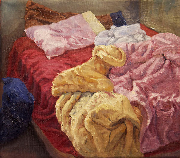 Kati Eldridge (5) B.F.A./Painting