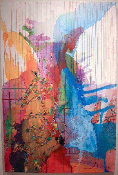 Raquel Cruz (4) B.F.A./Painting