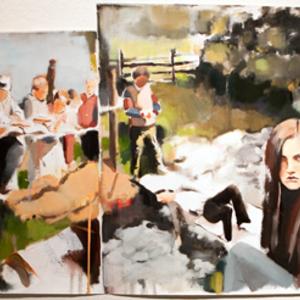 Julian Francolino (1) B.F.A./Painting