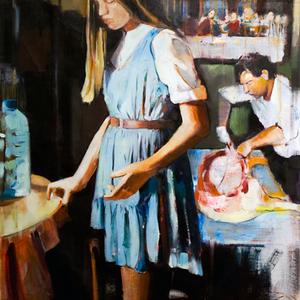 Julian Francolino (2) B.F.A./Painting