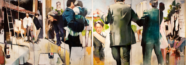 Julian Francolino (3) B.F.A./Painting